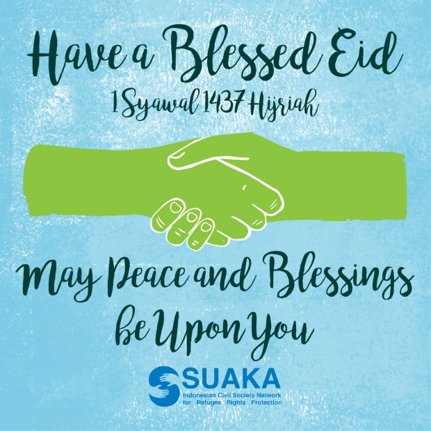Suaka Happy Eid